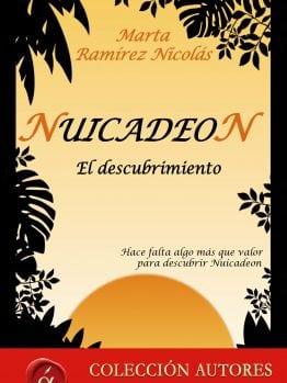 Portada Nuicadeon Marta Ruiz Nicolás